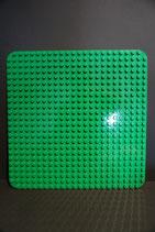 Duplo Platte zum Bauen 38 x 38 cm  (mit geringen Gebrauchsspuren)