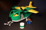 Duplo Frachtflugzeug mit Zubehör als Set