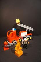 Duplo Feuerwehrwagen (neues Modell)