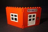 Duplo Hauswand 2-tlg. Feuerwehr