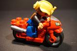 Duplo Motorradfahrer