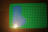 Duplo Platte zum Bauen 38 x 25,5 cm