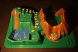 Duplo 3D-Bauplatte Wasserstelle See Berg