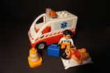 Duplo Krankenwagen als Set