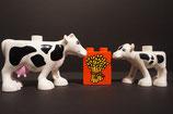 Duplo Kuh und Kalb auf dem Bauernhof als Set