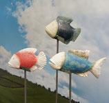 Fliegende Fische - Dieter Blefgen