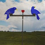 Vögel - Gartenobjekt