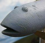 Fisch als Windfahne - Dieter Blefgen