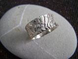Fingerabdruck des Meeres - Ring
