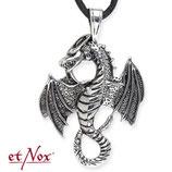etNox by ECHT Big Dragon - Drachenanhänger - Edelstahl