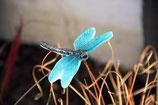 Libelle aus Glas