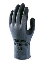 Showa Grip Handschuhe schwarz 310