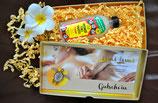 Gutschein für 90 min Lomi Lomi Nui oder Nuad Thai Massage mit original Monoi Tahiti Öl