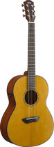 CSF Transacoustic Vintage Natural Smaller Body Guitar with Pro Gig Bag