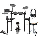 DTX452 PLUS includes Stool - Sticks - Headphones