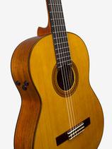 CG-TA-NT Transacoustic Classic Nylon String Guitar