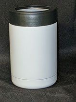 12 oz White Sublimation Can Holder