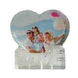 Sublimation Blank crystal photo frame