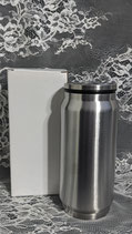 12 oz Stainless Cola Can Case of 25