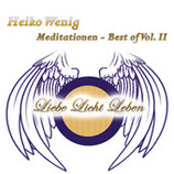 "CD ""Meditationen Best of - Vol. II"""