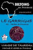 Sachet individuel - Biltong Garrigue 30g
