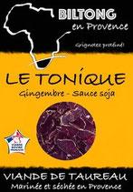 Sachet Individuel - Biltong Tonique 30g