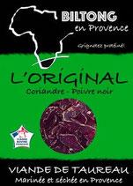 Sachet gourmand - Biltong l'Original 180g