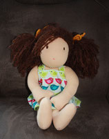 Paula Puppe nach Waldorfart