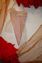 Spitztüte zu befüllen rosa