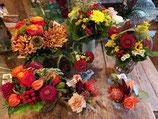 Herbststräuße in verschiedenen Größen - einfach auswählen