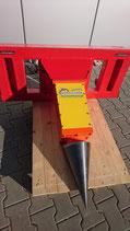 Euro-Anbaubock mit Kegelspalter DKS-180