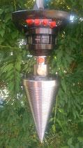 Kegelspalter Rotator Spaltkegel Baggerspalter
