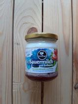 Bio - Sauermilch Erdbeer (Fru-Fru)
