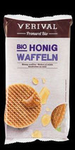 Bio-2er Honigwaffeln 60g