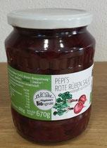 Bio - Pepi´s roter Rüben Salat 670g