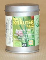 Bio-Wildkräutersalz - Streuer
