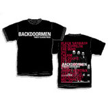 T-Shirt Backdoormen