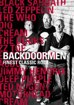 Poster Backdoormen 2016