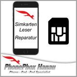 iPhone 7 Sim Karten Leser Reparatur