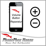 iPhone 5C Volume Button Reparatur