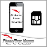 iPhone SE Sim Karten Leser Reparatur
