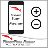 iPhone X Volume Button Reparatur