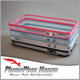 iPhone 4 4S Bumper transparent