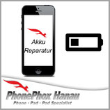 iPhone 5C Akku Reparatur