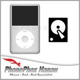 iPod Classic Festplatten Reparatur