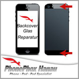 iPhone 5S Backcover Glas Reparatur