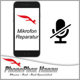 iPhone X Mikrofon Reparatur