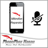 iPhone 5C Mikrofon Reparatur