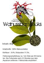 Walnussblatt Sticks