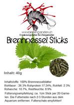 Brennnessel Sticks